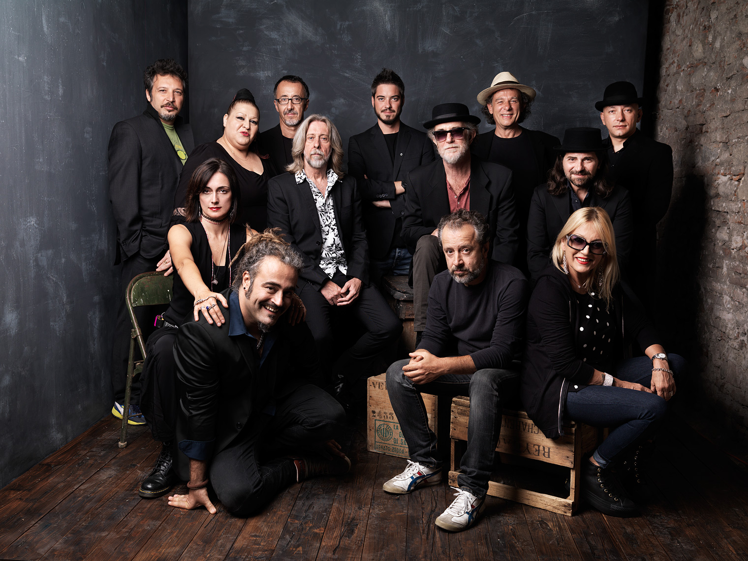 FRANCESCO DE GREGORI & BAND